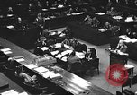 Image of war crimes trial Tokyo Japan, 1947, second 37 stock footage video 65675061887