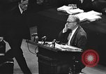 Image of war crimes trial Tokyo Japan, 1947, second 24 stock footage video 65675061888