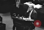 Image of war crimes trial Tokyo Japan, 1947, second 25 stock footage video 65675061888
