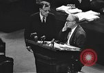 Image of war crimes trial Tokyo Japan, 1947, second 26 stock footage video 65675061888