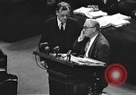 Image of war crimes trial Tokyo Japan, 1947, second 27 stock footage video 65675061888