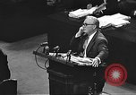 Image of war crimes trial Tokyo Japan, 1947, second 41 stock footage video 65675061888