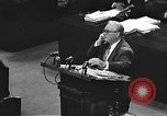 Image of war crimes trial Tokyo Japan, 1947, second 42 stock footage video 65675061888