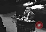 Image of war crimes trial Tokyo Japan, 1947, second 52 stock footage video 65675061888