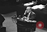 Image of war crimes trial Tokyo Japan, 1947, second 55 stock footage video 65675061888