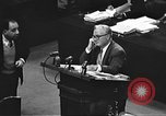 Image of war crimes trial Tokyo Japan, 1947, second 61 stock footage video 65675061888