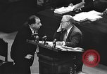 Image of war crimes trial Tokyo Japan, 1947, second 62 stock footage video 65675061888