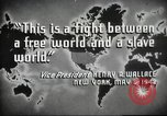 Image of American dignitaries United States USA, 1942, second 41 stock footage video 65675061898