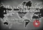 Image of American dignitaries United States USA, 1942, second 43 stock footage video 65675061898