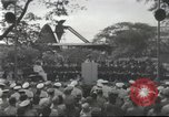 Image of Admiral Chester W Nimitz Hawaii USA, 1944, second 15 stock footage video 65675061900