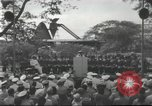 Image of Admiral Chester W Nimitz Hawaii USA, 1944, second 17 stock footage video 65675061900