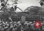 Image of Admiral Chester W Nimitz Hawaii USA, 1944, second 19 stock footage video 65675061900