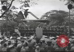 Image of Admiral Chester W Nimitz Hawaii USA, 1944, second 21 stock footage video 65675061900