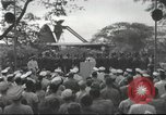 Image of Admiral Chester W Nimitz Hawaii USA, 1944, second 35 stock footage video 65675061900