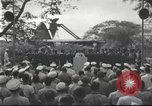 Image of Admiral Chester W Nimitz Hawaii USA, 1944, second 37 stock footage video 65675061900