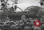 Image of Admiral Chester W Nimitz Hawaii USA, 1944, second 39 stock footage video 65675061900