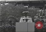 Image of Admiral Chester Nimitz Hawaii USA, 1944, second 3 stock footage video 65675061901