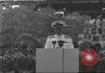 Image of Admiral Chester Nimitz Hawaii USA, 1944, second 5 stock footage video 65675061901