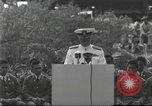 Image of Admiral Chester Nimitz Hawaii USA, 1944, second 6 stock footage video 65675061901