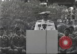 Image of Admiral Chester Nimitz Hawaii USA, 1944, second 11 stock footage video 65675061901