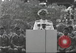Image of Admiral Chester Nimitz Hawaii USA, 1944, second 16 stock footage video 65675061901