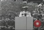 Image of Admiral Chester Nimitz Hawaii USA, 1944, second 17 stock footage video 65675061901