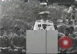 Image of Admiral Chester Nimitz Hawaii USA, 1944, second 19 stock footage video 65675061901
