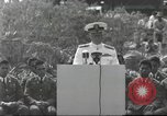 Image of Admiral Chester Nimitz Hawaii USA, 1944, second 20 stock footage video 65675061901