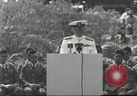 Image of Admiral Chester Nimitz Hawaii USA, 1944, second 23 stock footage video 65675061901