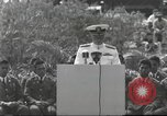 Image of Admiral Chester Nimitz Hawaii USA, 1944, second 27 stock footage video 65675061901