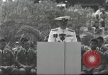 Image of Admiral Chester Nimitz Hawaii USA, 1944, second 30 stock footage video 65675061901