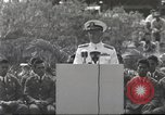 Image of Admiral Chester Nimitz Hawaii USA, 1944, second 32 stock footage video 65675061901