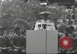 Image of Admiral Chester Nimitz Hawaii USA, 1944, second 37 stock footage video 65675061901