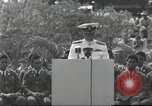 Image of Admiral Chester Nimitz Hawaii USA, 1944, second 39 stock footage video 65675061901