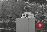 Image of Admiral Chester Nimitz Hawaii USA, 1944, second 50 stock footage video 65675061901
