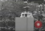 Image of Admiral Chester Nimitz Hawaii USA, 1944, second 51 stock footage video 65675061901