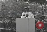 Image of Admiral Chester Nimitz Hawaii USA, 1944, second 52 stock footage video 65675061901