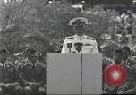 Image of Admiral Chester Nimitz Hawaii USA, 1944, second 53 stock footage video 65675061901
