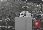 Image of Admiral Chester Nimitz Hawaii USA, 1944, second 58 stock footage video 65675061901