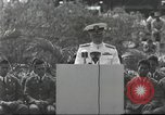 Image of Admiral Chester Nimitz Hawaii USA, 1944, second 59 stock footage video 65675061901