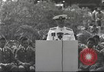 Image of Admiral Chester Nimitz Hawaii USA, 1944, second 61 stock footage video 65675061901