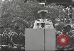 Image of Admiral Chester Nimitz Hawaii USA, 1944, second 62 stock footage video 65675061901