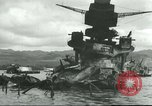 Image of Pearl Harbor attack Pearl Harbor Hawaii USA, 1941, second 59 stock footage video 65675061902