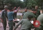 Image of 1st Infantry Division Vietnam, 1965, second 39 stock footage video 65675061950