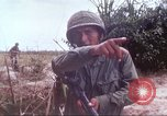 Image of 1st Infantry Division Vietnam, 1965, second 49 stock footage video 65675061976