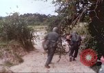 Image of 1st Infantry Division Vietnam, 1965, second 51 stock footage video 65675061976