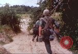 Image of 1st Infantry Division Vietnam, 1965, second 54 stock footage video 65675061976