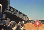 Image of construction of highway Vietnam, 1969, second 33 stock footage video 65675062014