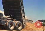 Image of construction of highway Vietnam, 1969, second 43 stock footage video 65675062014