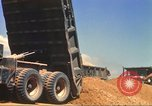 Image of construction of highway Vietnam, 1969, second 45 stock footage video 65675062014